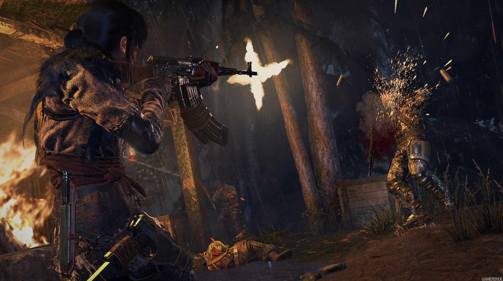 The cards give you the option to make those modes either easier or harder. Enjoy these Rise of the Tomb Raider 20 Year Celebration screens while you contemplate 100,000 ...