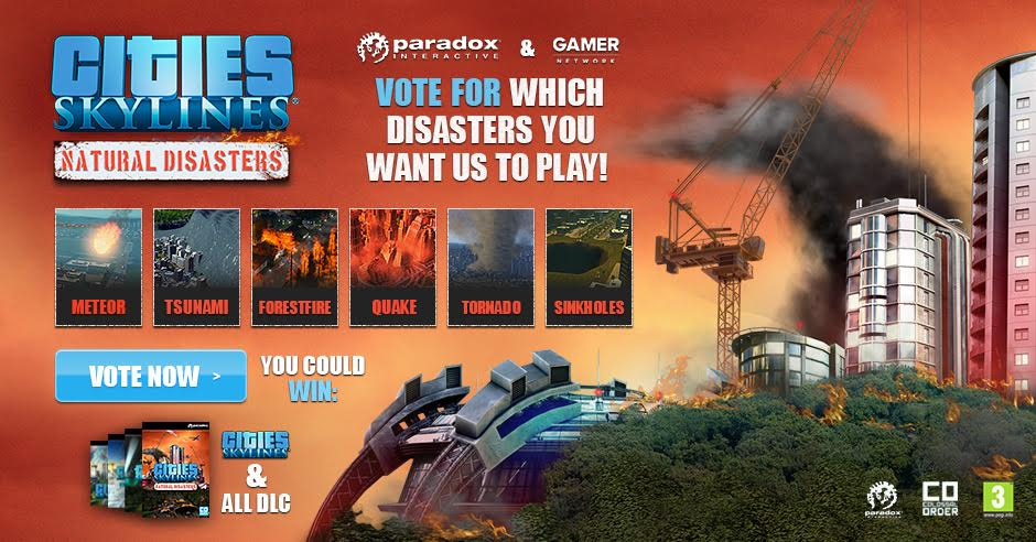 WIN Cities Skylines Deluxe Edition And All DLC VG247