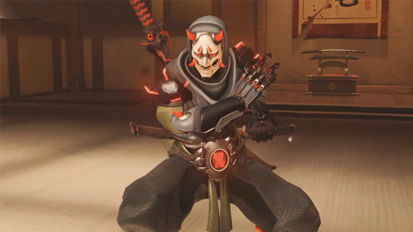 Reminder You Can Get This Super Cool Genji Skin In Overwatch By Playing Heroes Of The Storm