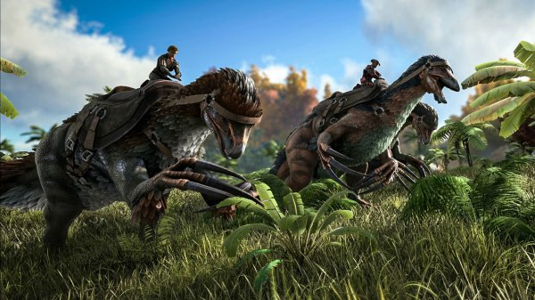 Ark: Survival Evolved console update brings it inline with ...