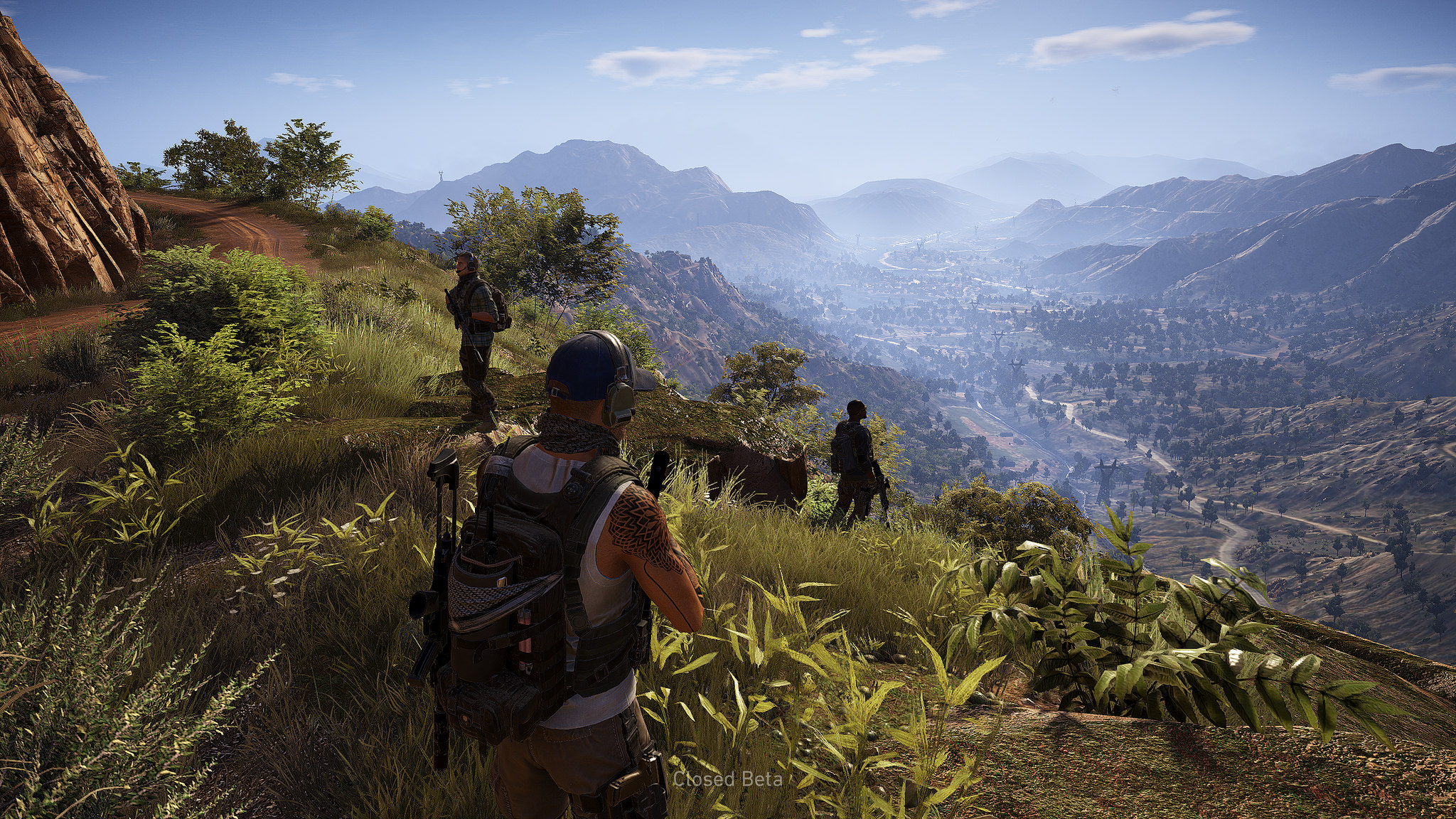 Ghost Recon Wildlands GDC Teaser Shows Off Its Incredible