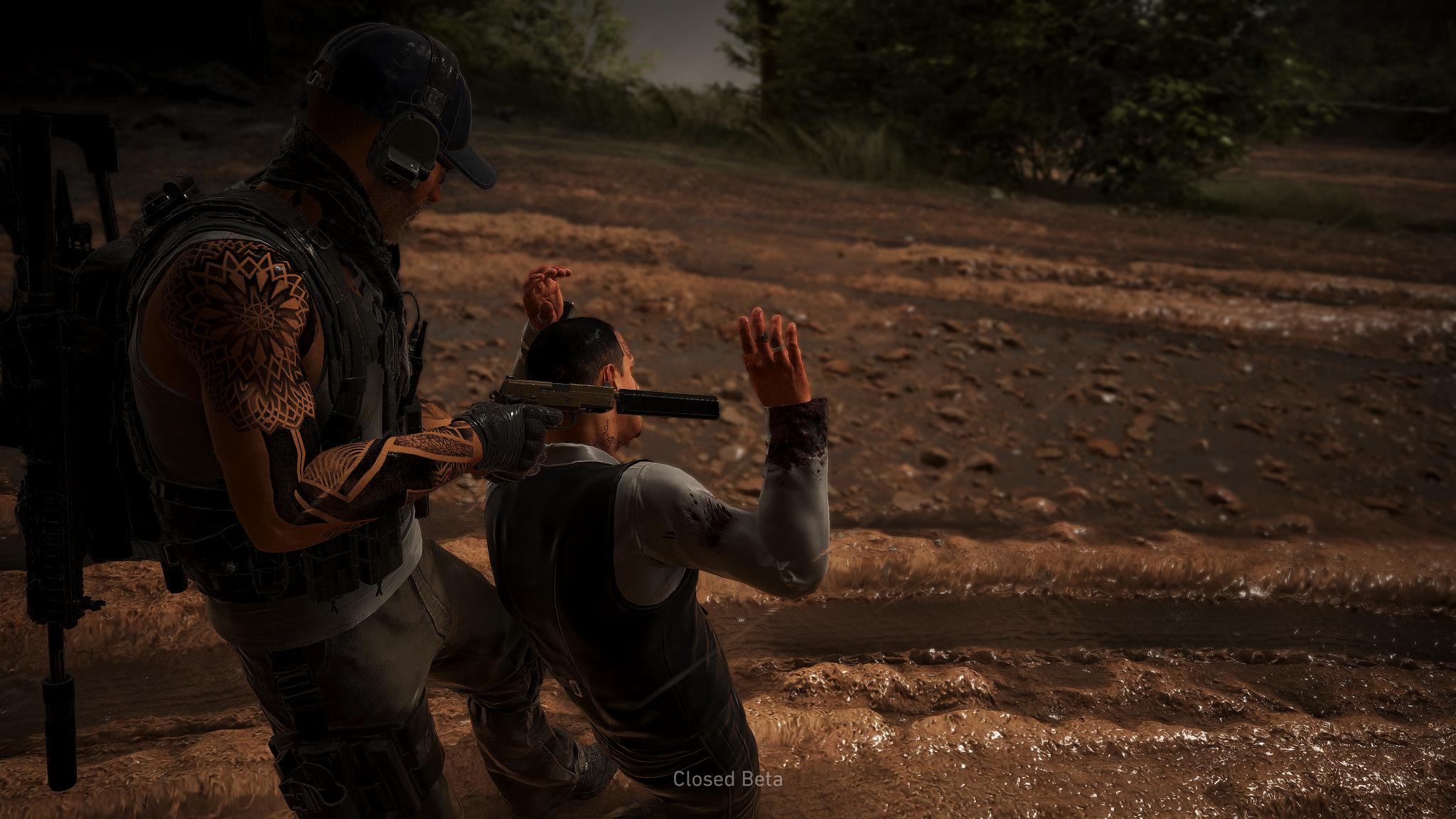 Preview Ghost Recon Wildlands Closed Beta 4K Screenshots