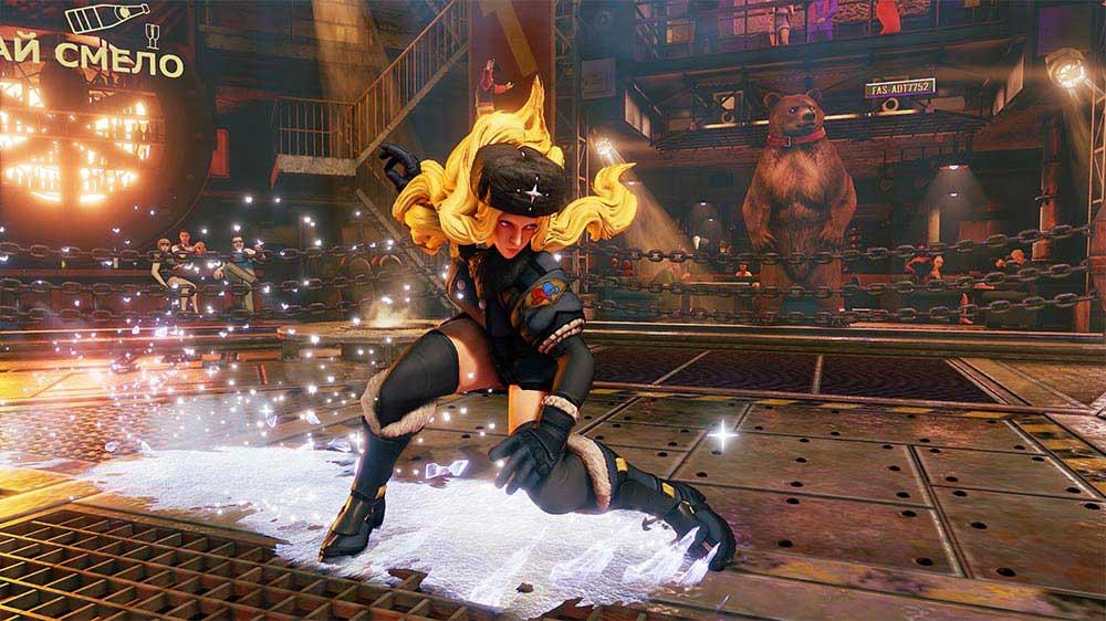 Art Fan Fighter Kolin 5 Street