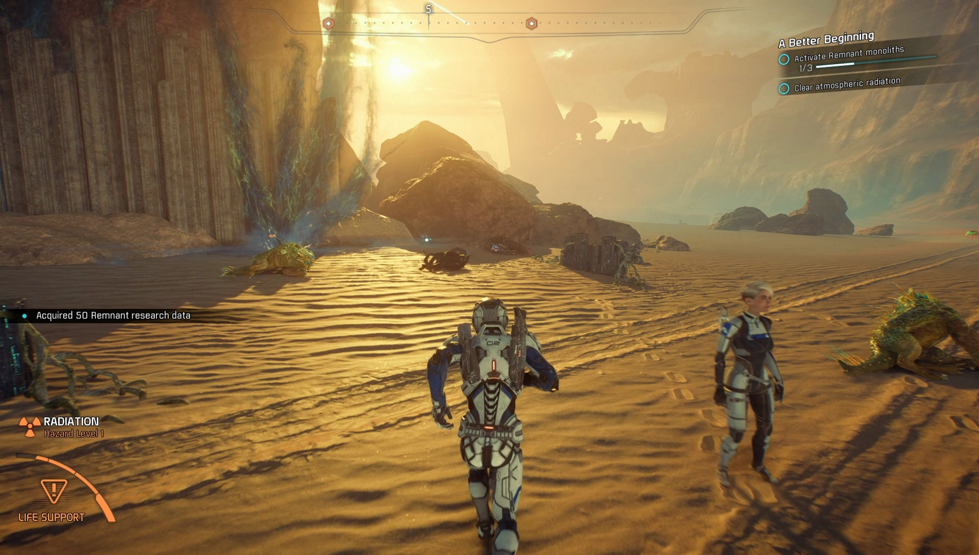 Mass Effect Andromeda Guide A Better Beginning And
