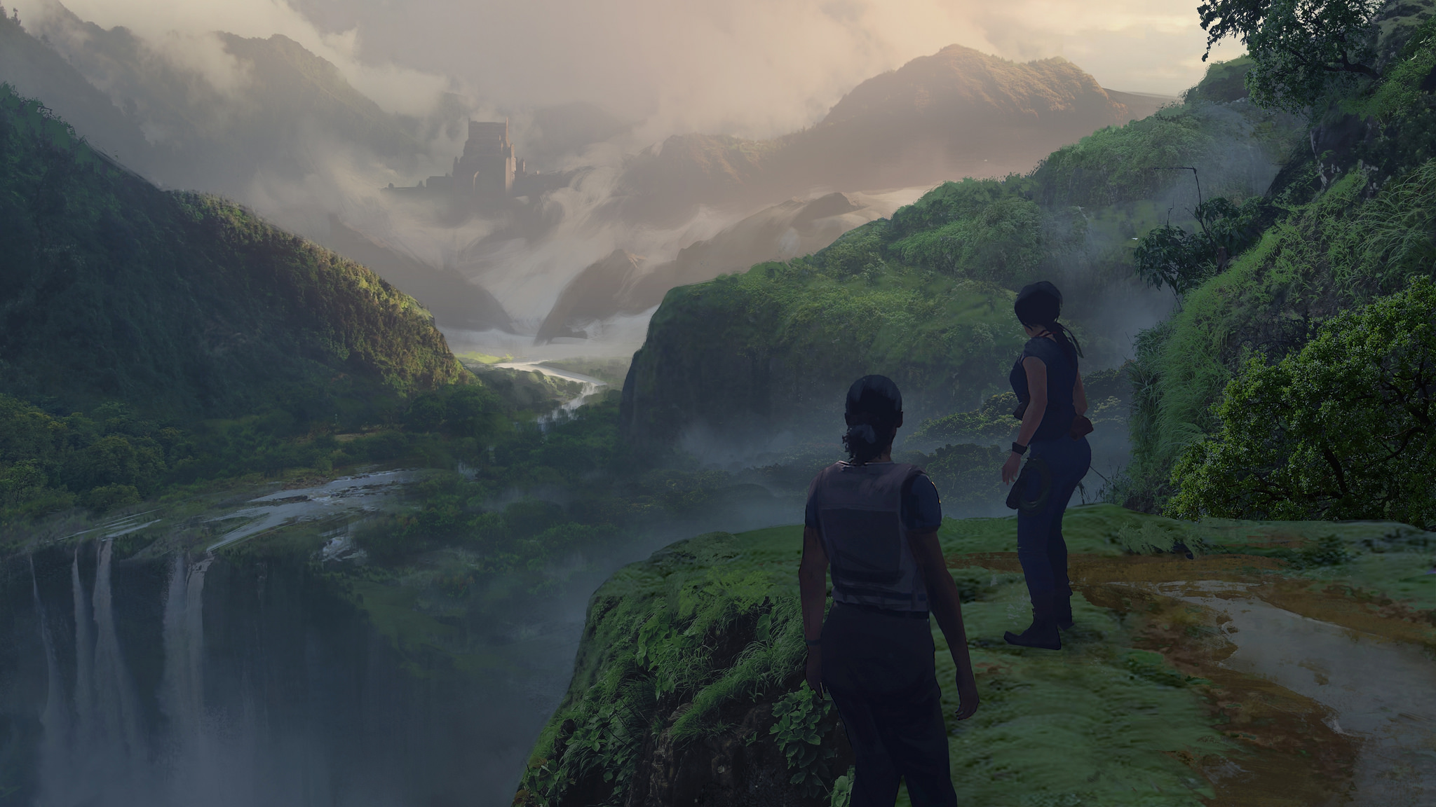 The Uncharted Series Probably Wont End With The Lost