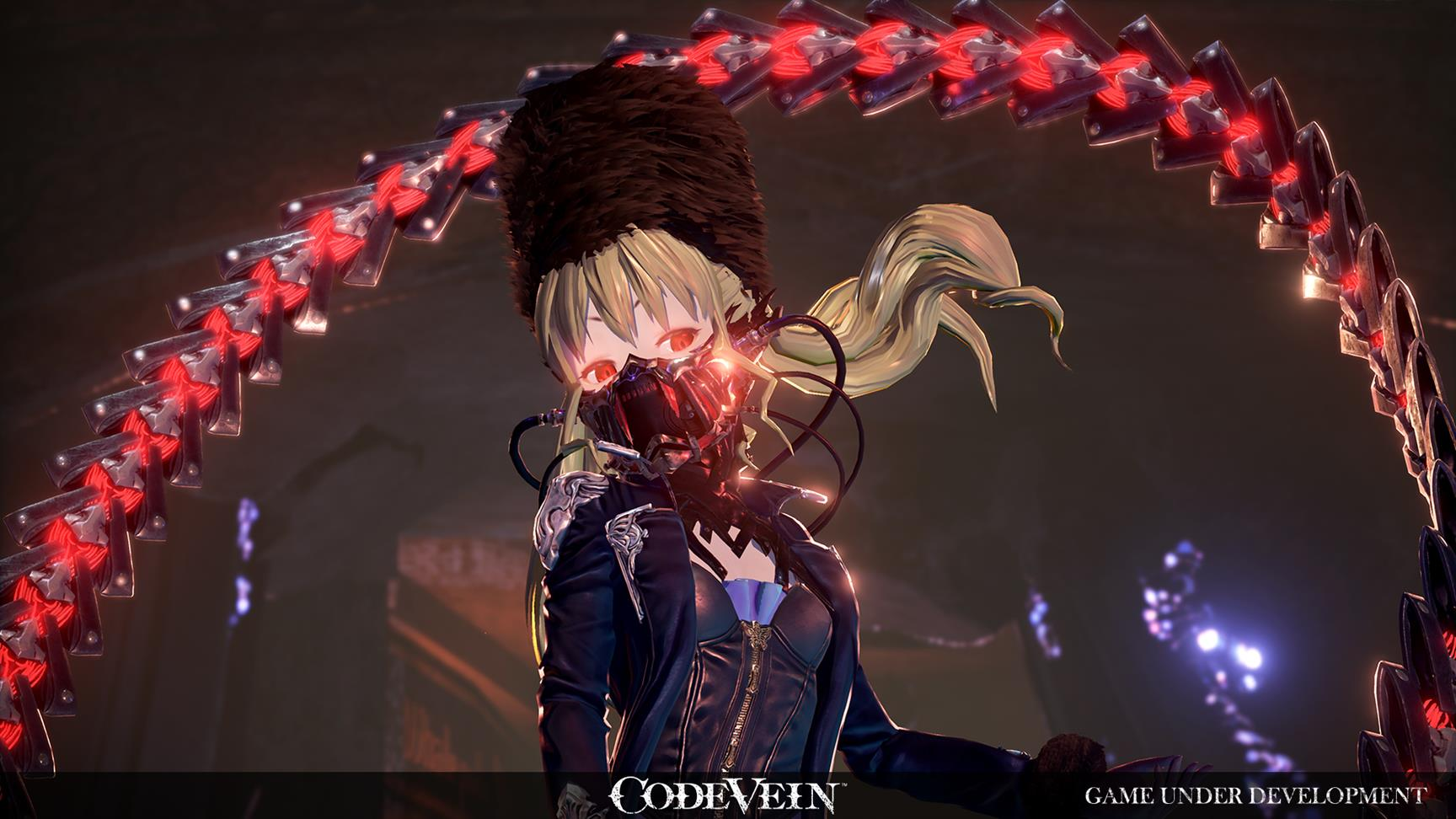 News From Japan Code Vein Multiplayer Details New