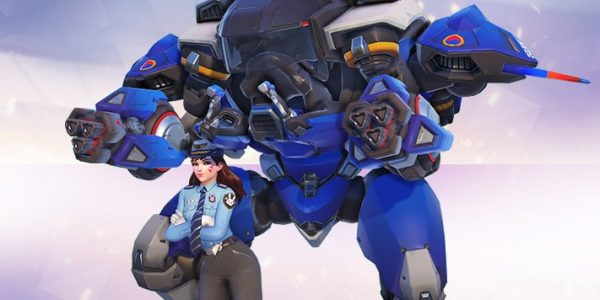 Overwatch Officer DVa Oni Genji Skins To Be Added To