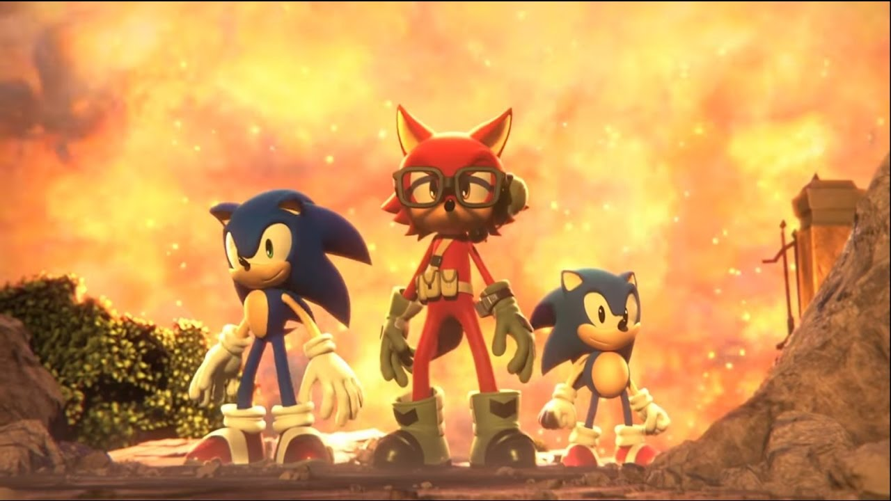 Sonic Forces Lets You Make Your Own Character You