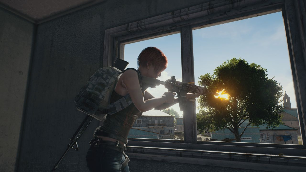 PlayerUnknowns Battlegrounds Is Getting Another Weapon Later This Month VG247