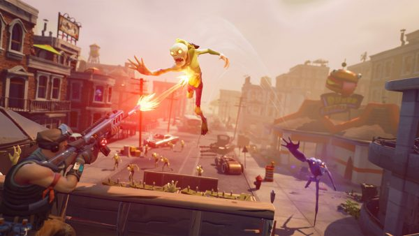 Fortnite Battle Royale Had Over 800K Concurrent Users This