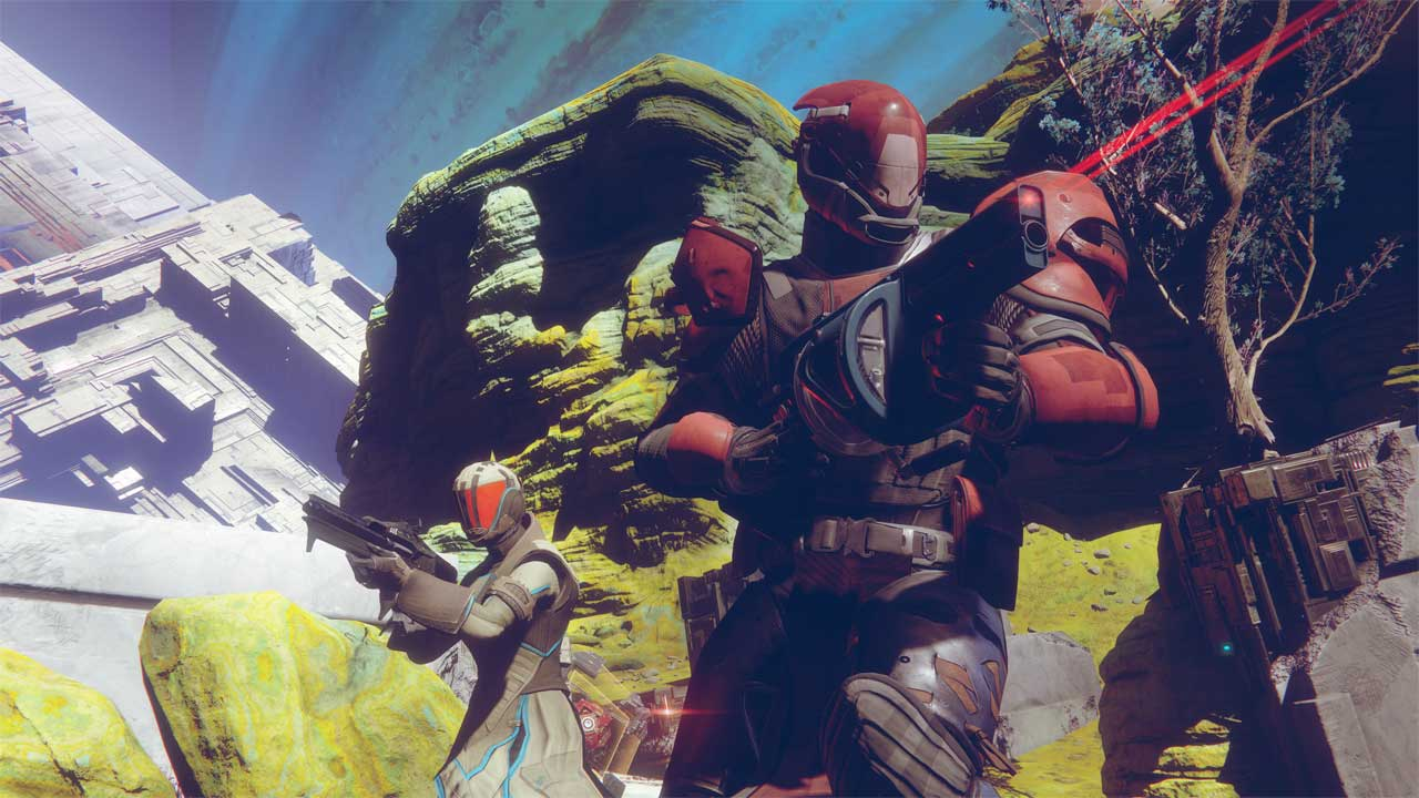Destiny 2 How To Combine Class Abilities And Skills To Do The Most Damage As A Team VG247
