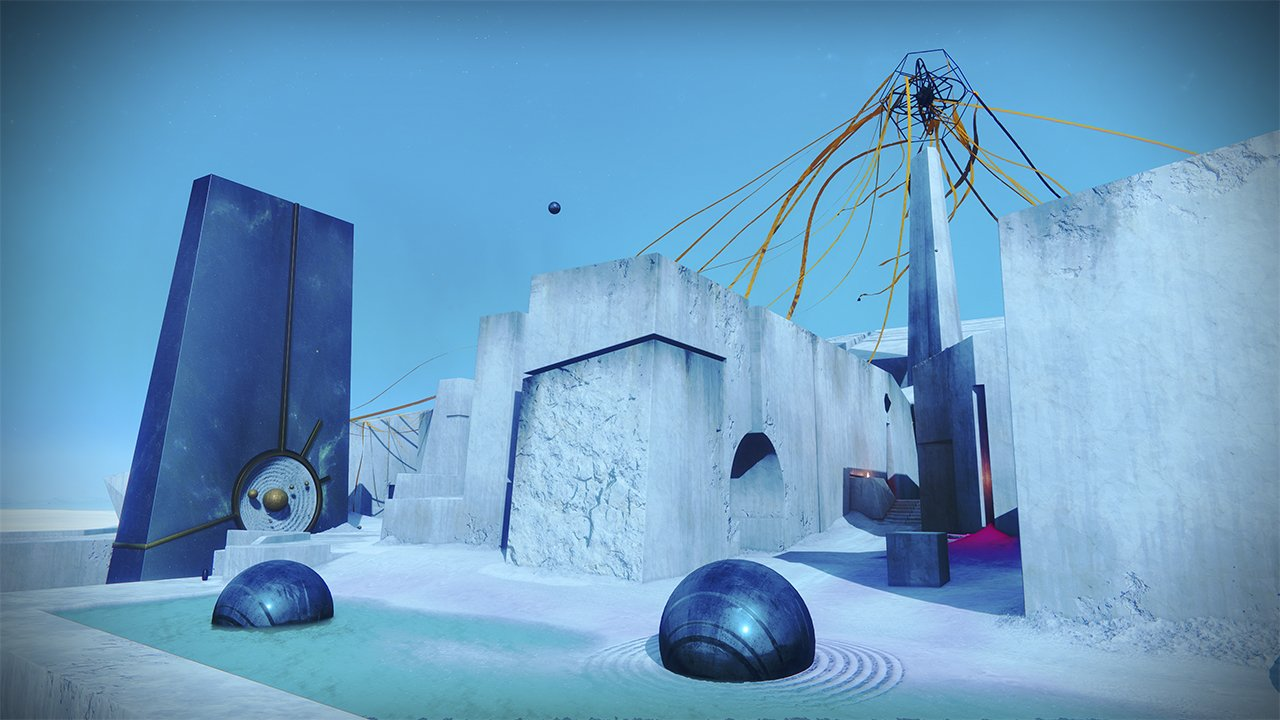 You Can Now Try Destiny 2s Latest Crucible Map Eternity Even If You Dont Jump Into Trials Of