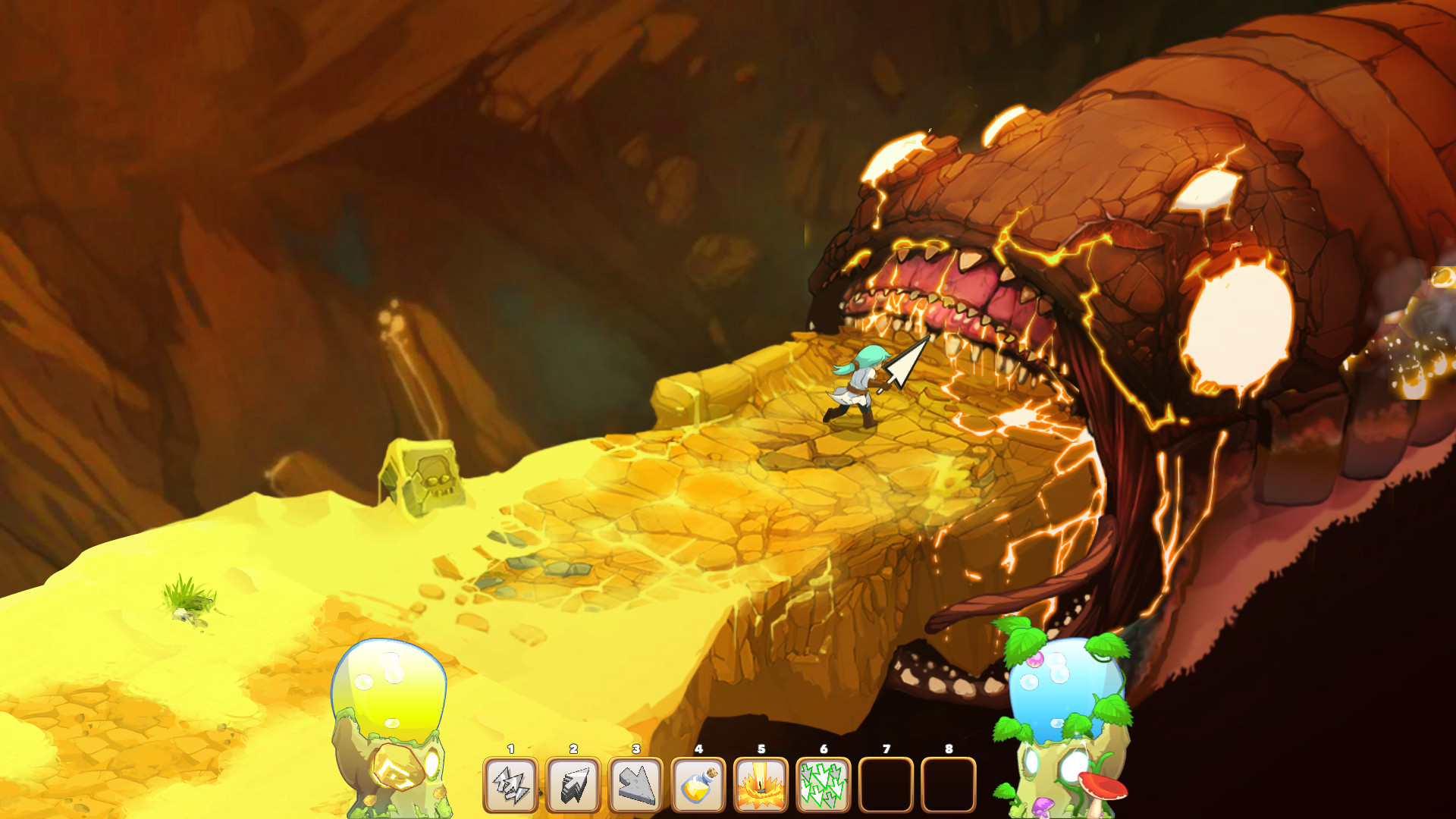 Clicker Heroes 2 Ditches Free To Play Model Because Dev