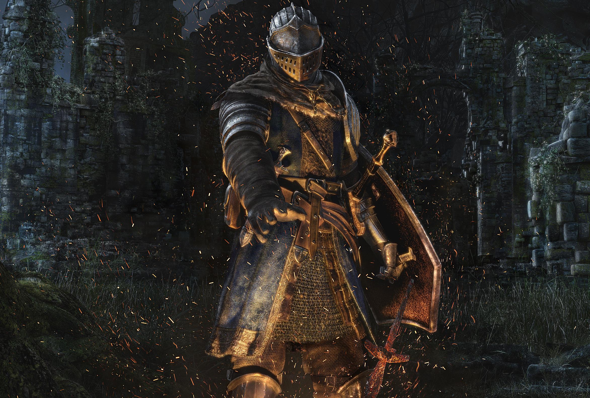 Dark Souls Remastered Announced For PC PS4 Xbox One With