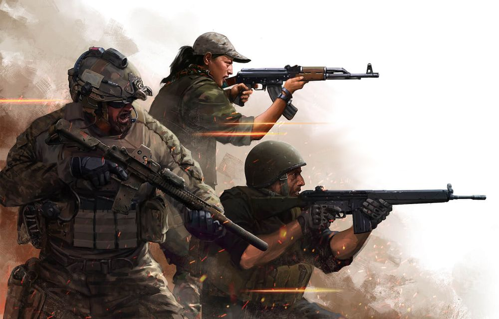 Insurgency Sandstorm Gameplay Teaser Shows Off Weapons
