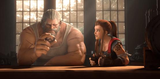Is Overwatch Teasing Torbjrns Daughter As Hero 27 VG247