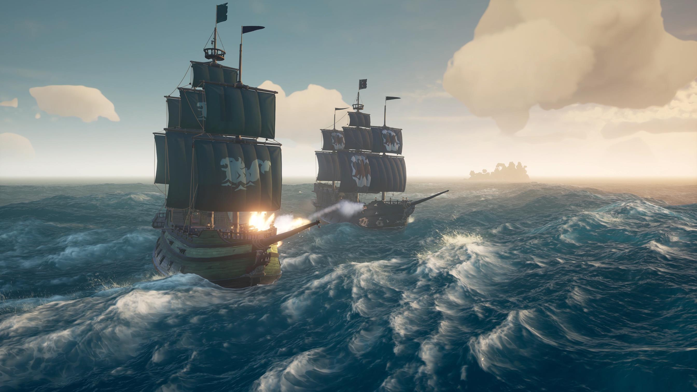 Sea Of Thieves Patch Increases Ship Respawn Distance To