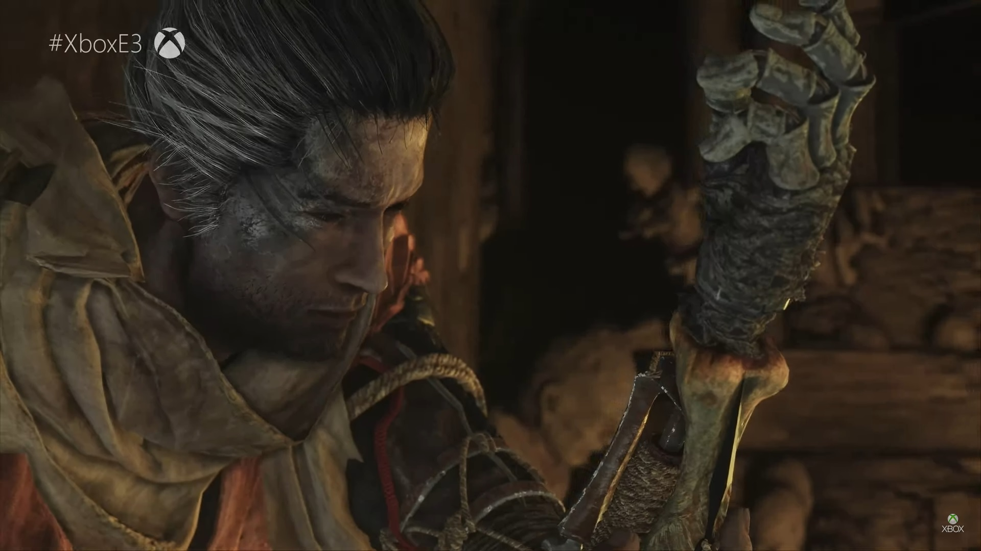 Sekiro Shadows Die Twice Is A New Soulslike Developed By