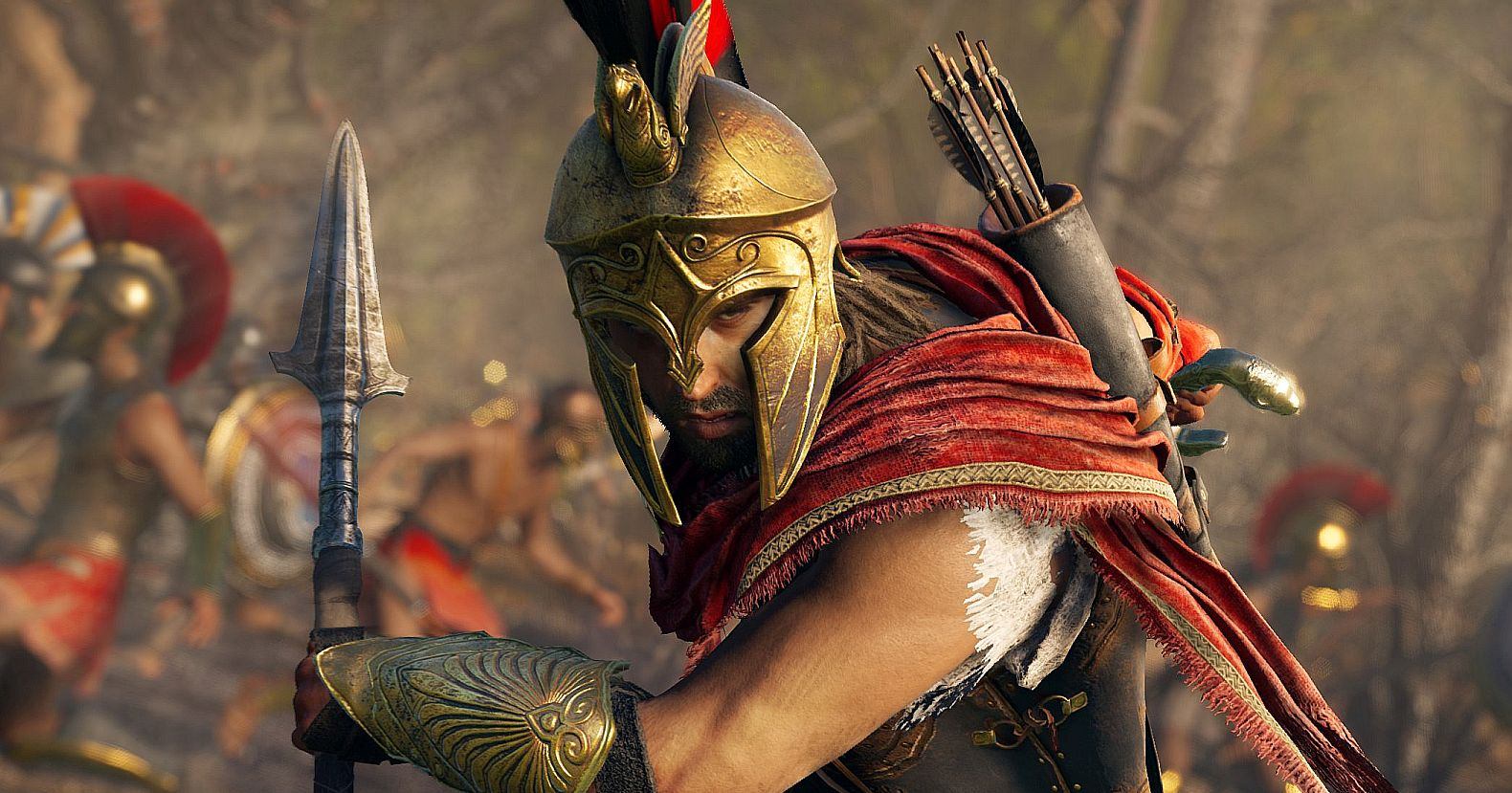 Ubisoft Releases Assassins Creed Odyssey Musical Theme As