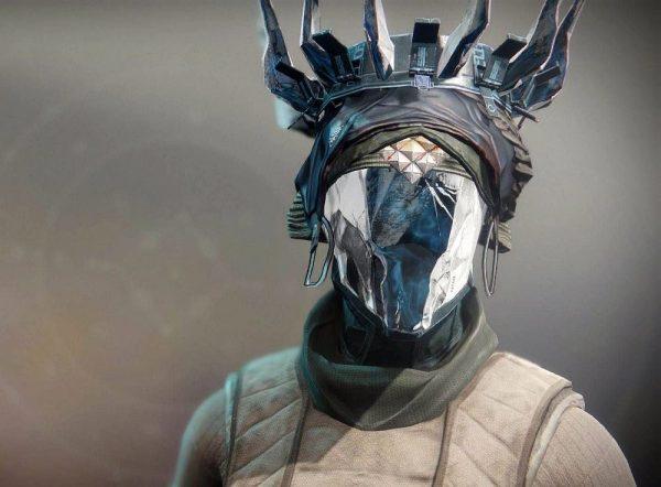 Crown Tempest Destiny 2 Warlock Helmet
