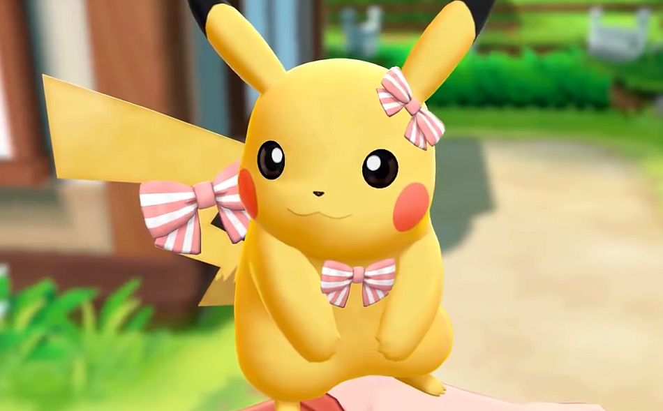 Pokemon: Let's Go games are getting review-bombed on Metacritic - VG247