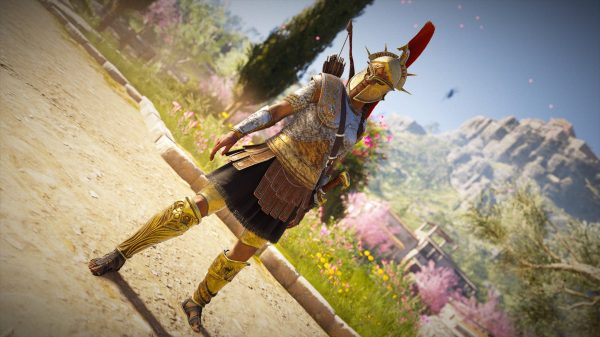 Assassin's Creed Odyssey - a tour around Ancient Greece ...