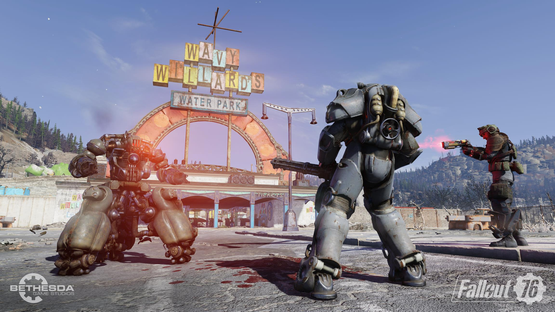 Check Out These New Fallout 76 Beta Screenshots VG247