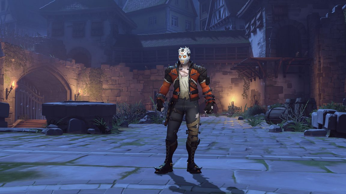 Overwatch Halloween Terror Event Is Live Check Out All The New Skins