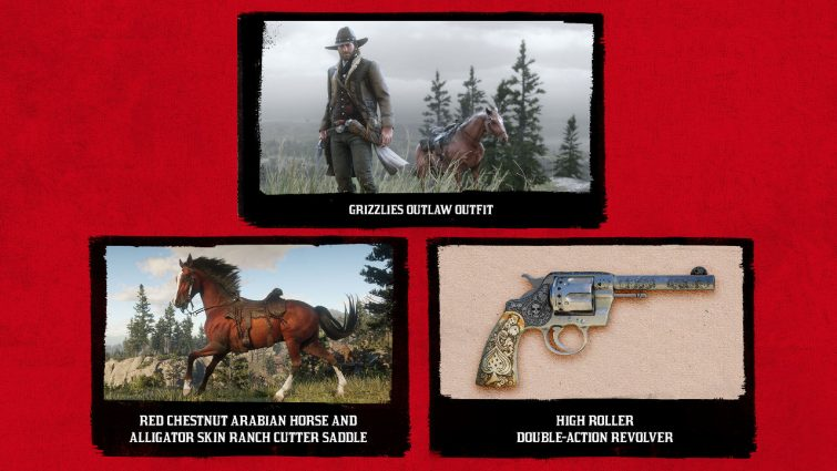 Red Dead Redemption 2 PS4 Early Access Content Revealed