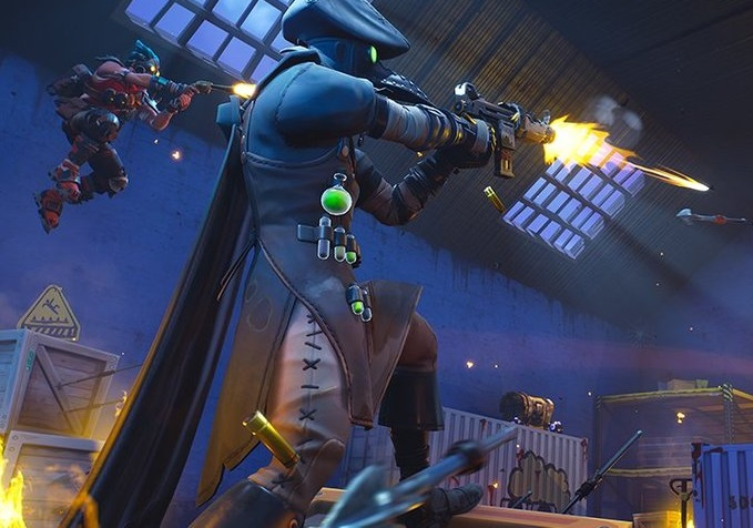 14 Days Of Fortnite Kicks Off With Unvaulted Mode