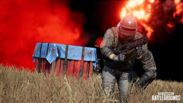 PUBG gets a progression system, a crate-only shotgun in ...