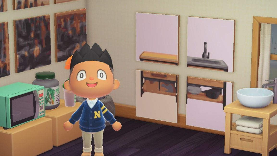 The obsessive hunt for Animal Crossing's most notorious ... on Animal Crossing Ironwood Dresser  id=92569