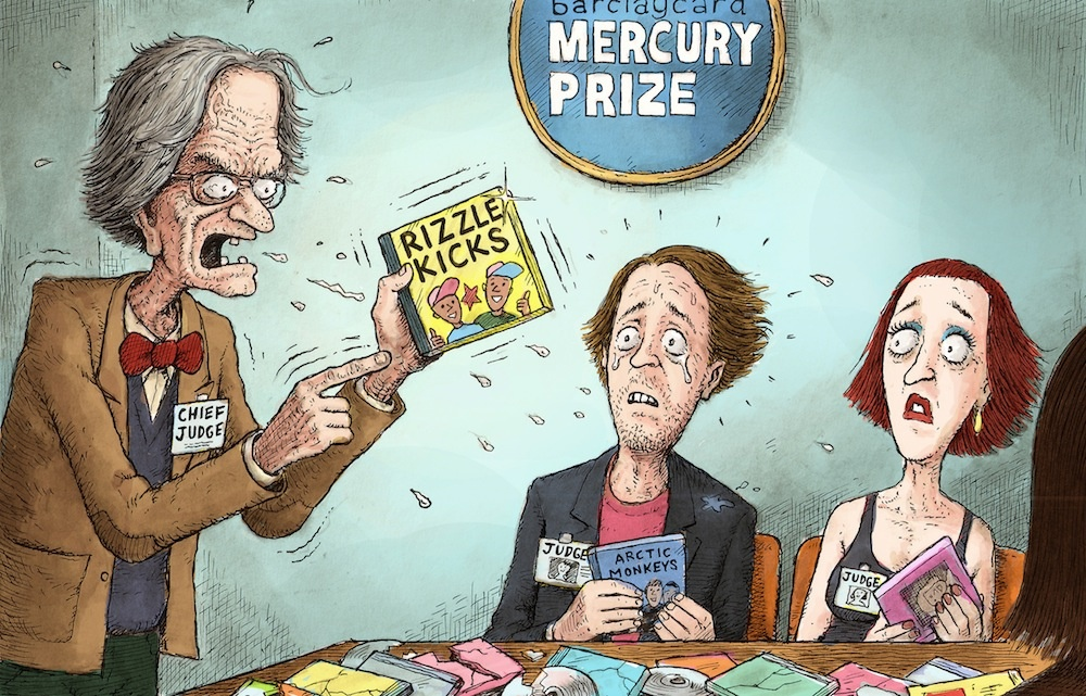 Image result for mercury prize