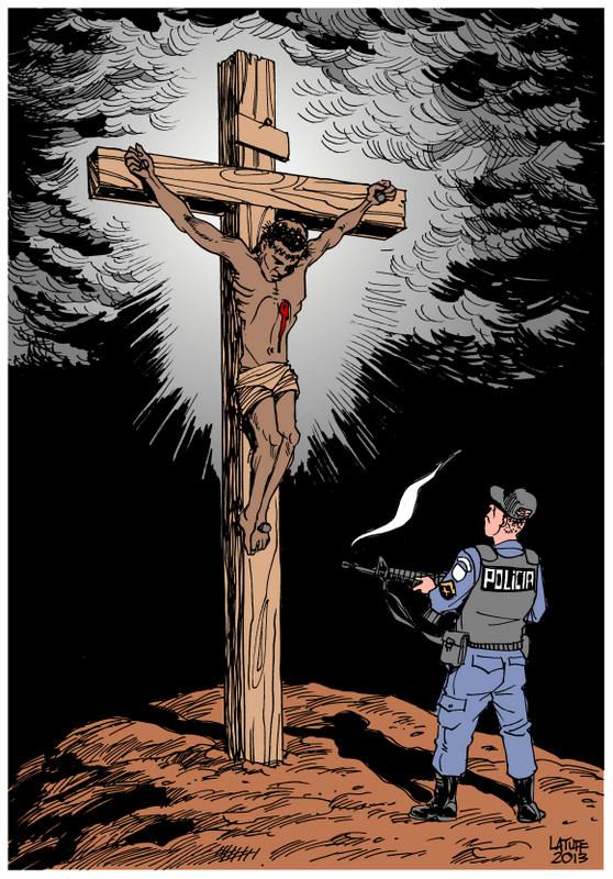 Latuff Foto-da-obra-POR-UMA-CULTURA-DE-PAZ-1