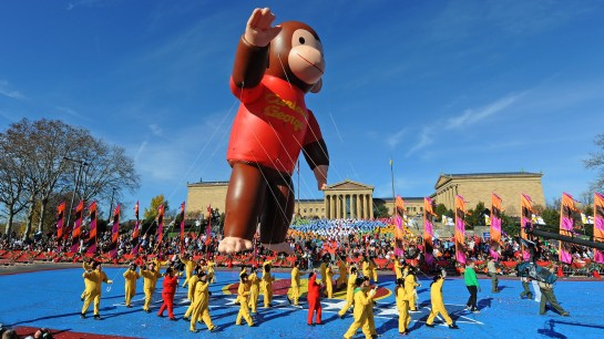 Image result for Thanksgiving Day Parade Philadelphia
