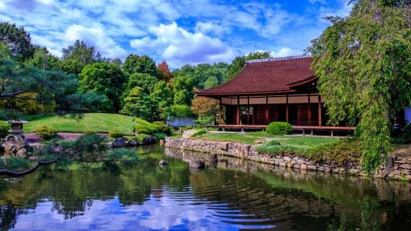 japanese garden house Shofuso Japanese House and Garden — Visit Philadelphia
