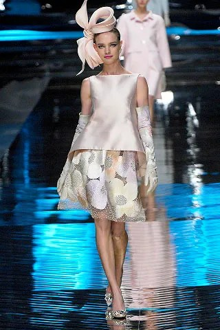 Valentino Spring 2008 Couture Collection Vogue