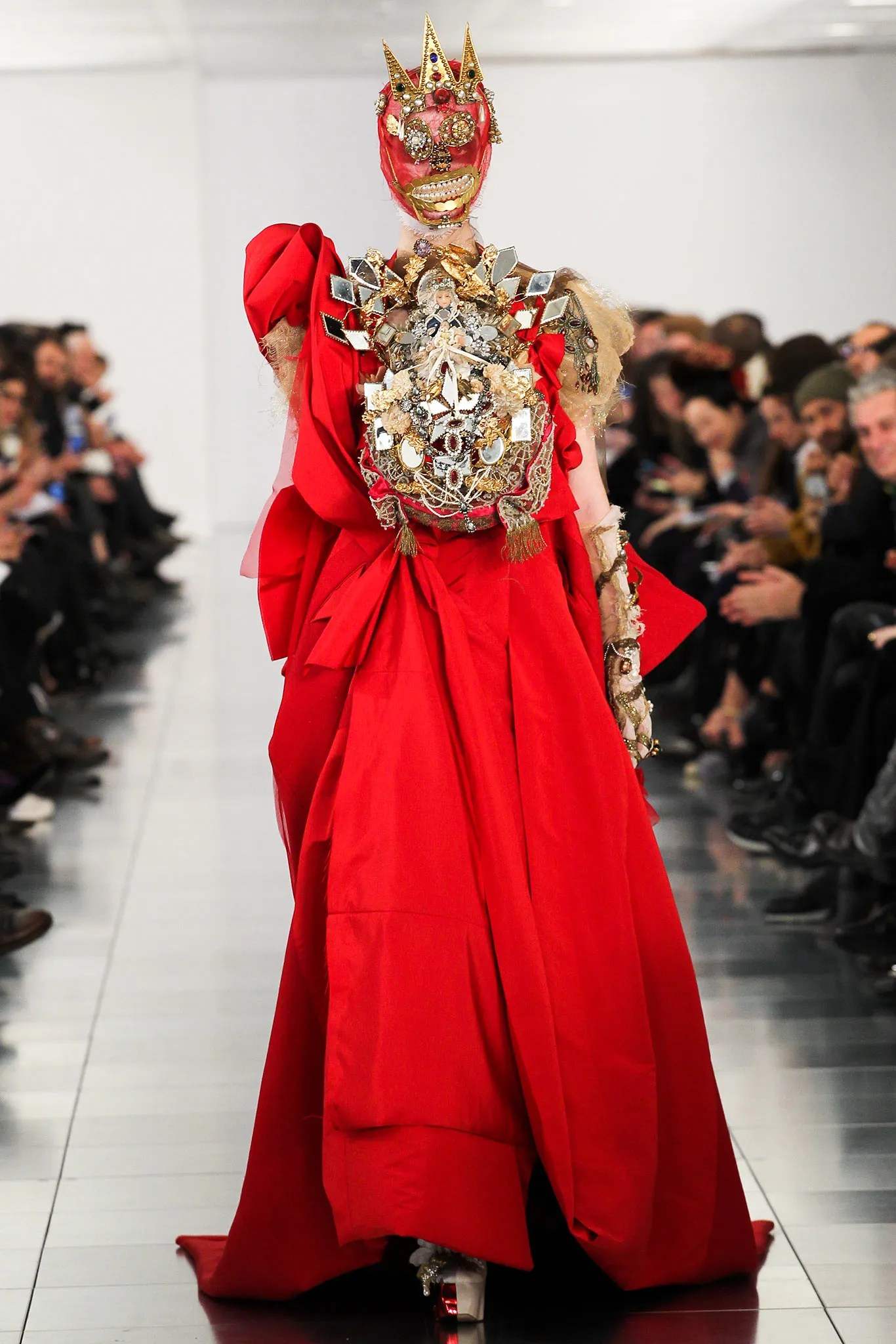 Maison Martin Margiela Spring 2015 couture by John Galliano