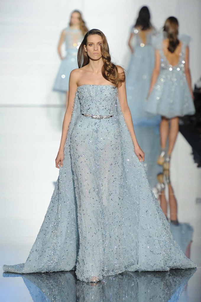 61be8c10aa9 Zuhair Murad Spring 2017 Couture Collection Vogue