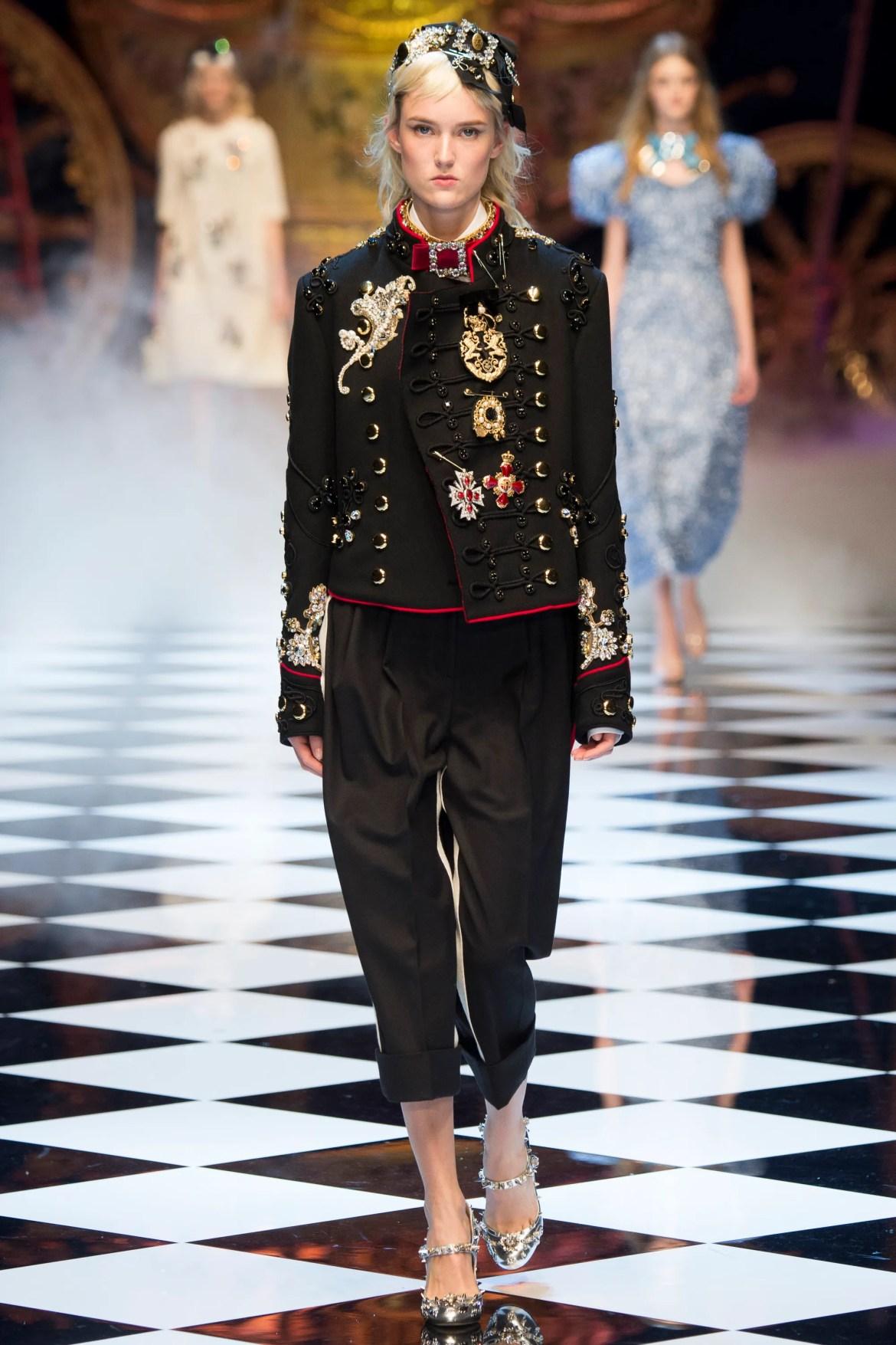 Dolce Gabbana Pantsuit
