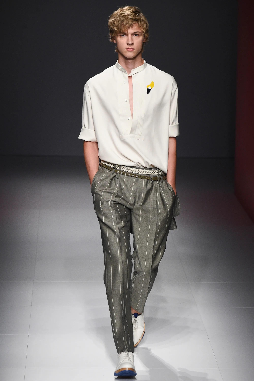 Salvatore Ferragamo Spring/Summer 2017 Menswear