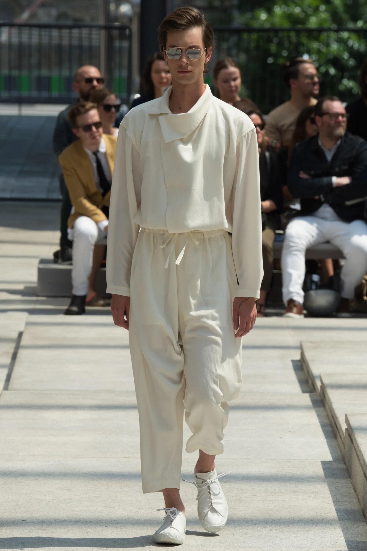 Issey Miyake Spring/Summer 2017 Menswear