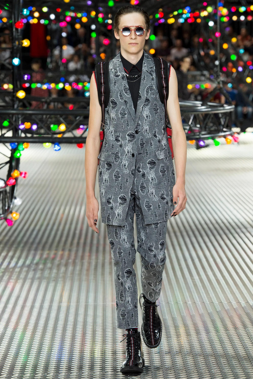 Dior Homme Spring/Summer 2017 Menswear