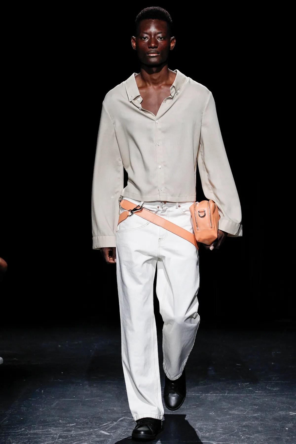 Linder SS17 spring/summer 2017 menswear