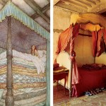 A Visual History Of Canopy Beds Vogue