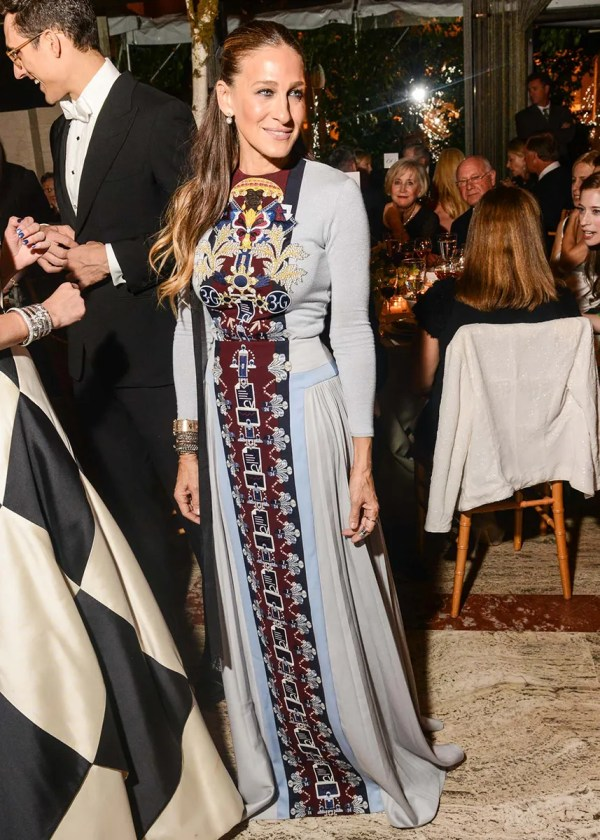 Sarah Jessica Parker Co-chairs NYCB's Fall Gala | Vogue