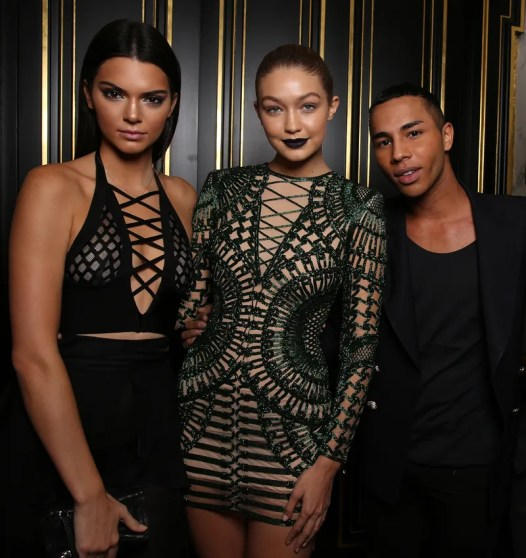 Image result for olivier rousteing
