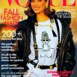 Dressing Like Vogue Cover Girls 1990s Vogue