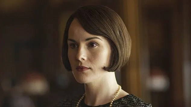 Downton Abbeys Lady Mary Gets A Bob What Her Modern