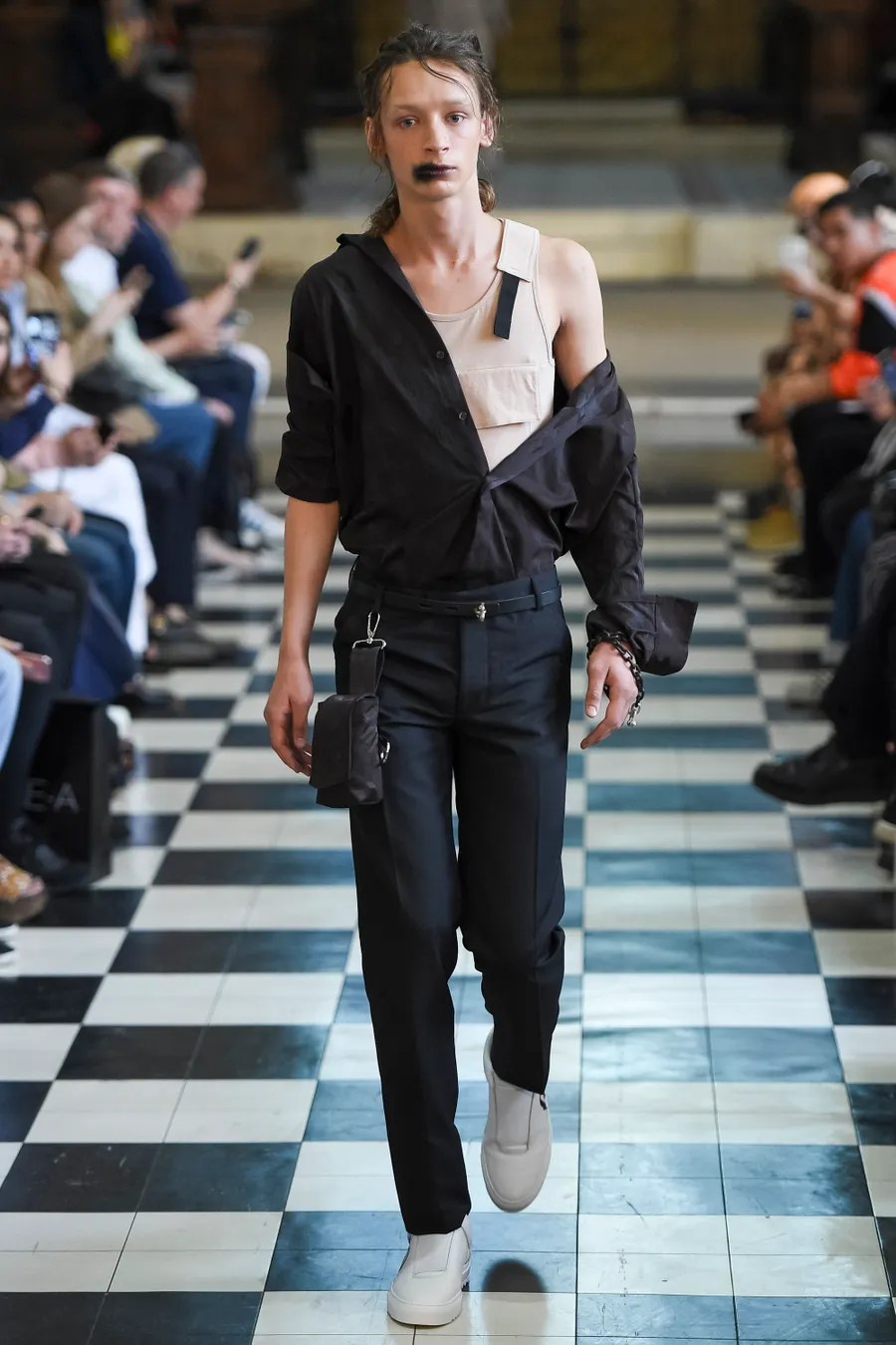 Matthew Miller Spring 2018 Menswear London Men's Fashion Week
